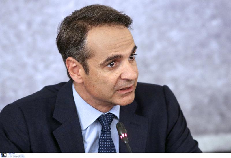 «Για πρώτη φορά κυβέρνηση εκχώρησε εθνότητα και γλώσσα, δίνοντας και διαβατήριο για το ΝΑΤΟ» τόνισε ο Κ. Μητσοτάκης