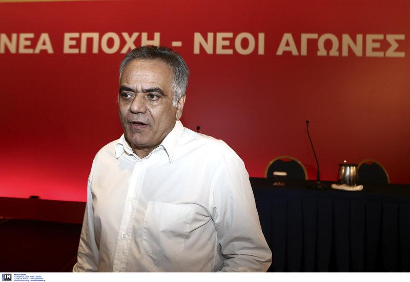 Ο Πάνος Σκουρλέτης ήταν ως αναμένονταν η πρόταση Τσίπρα για γραμματέας της ΚΕ του ΣΥΡΙΖΑ