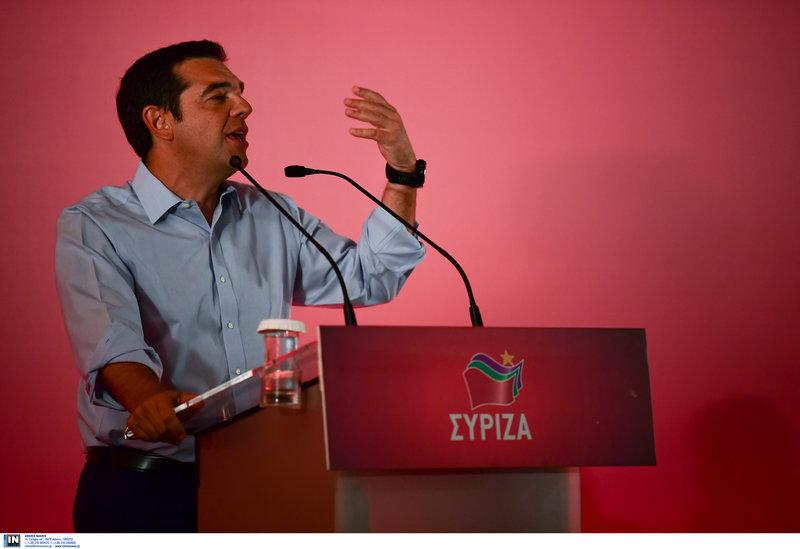 Ο Αλέξης Τσίπρας προτείνει Π. Σκουρλέτη για γραμματέα του κόμματος