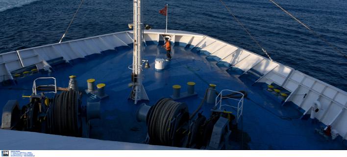 Πλοίο /Φωτογραφία intime news