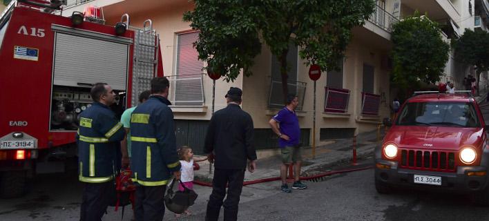 Πυροσβεστική, φωτογραφία: ΒΑΡΑΚΛΑΣ ΜΙΧΑΛΗΣ