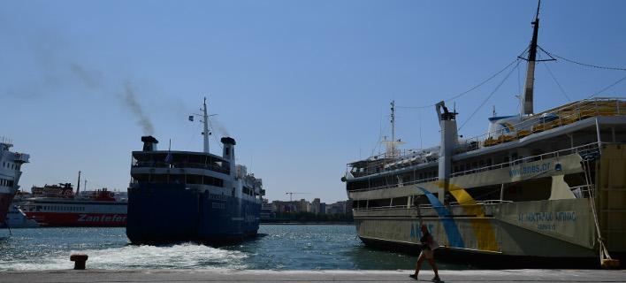 Λιμάνι/ Φωτογραφία intime news
