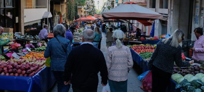 Λαϊκή αγορά, φωτογραφία: intimenews