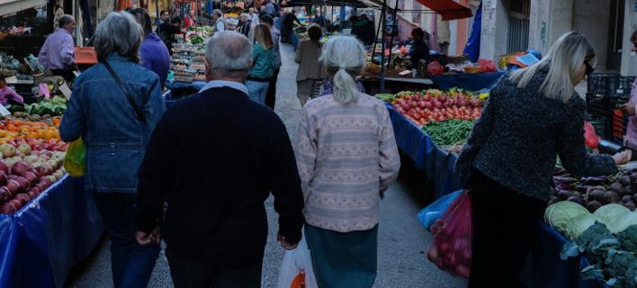 Συνταξιούχοι, φωτογραφία: intimenews ΒΑΡΑΚΛΑΣ ΜΙΧΑΛΗΣ