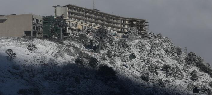 Χιόνια, φωτογραφία: intimenews ΛΙΑΚΟΣ ΓΙΑΝΝΗΣ