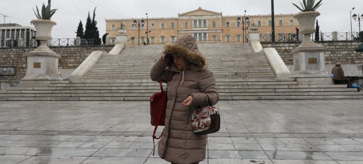 Κρύο, φωτογραφία: intimenews ΛΙΑΚΟΣ ΓΙΑΝΝΗΣ