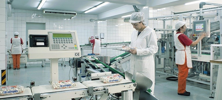 Στο εργοστάσιο της 3άλφα