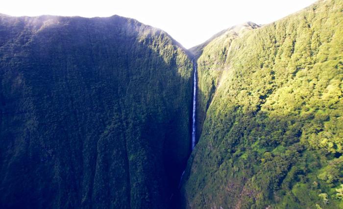 Oloupena Falls