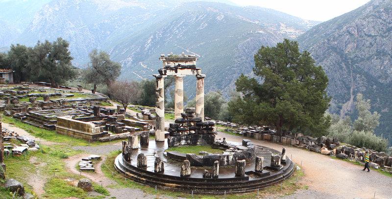 Ποια είναι τα 10 κορυφαία μνημεία της Ελλάδας σύμφωνα με το Trip Advisor; (photos)