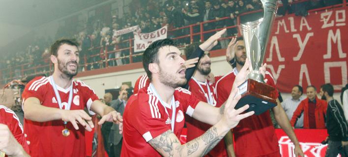 Φωτογραφία: ΤΑΚΗΣ ΣΑΓΙΑΣ / Eurokinissi Sports