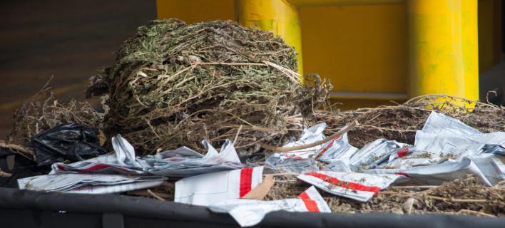 Τα ναρκωτικά βρέθηκαν σε σπίτια στον Εύοσμο, φωτογραφία αρχείου: eurokinissi