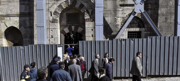 φωτογραφίες: EUROKINISSI/ΑΛΕΞΑΝΔΡΑ ΓΚΙΔΙΚΑ