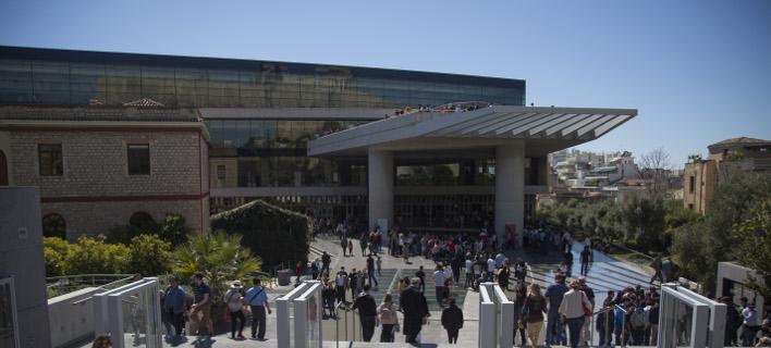 Γενέθλια την Τρίτη για το Μουσείο Ακρόπολης: Με προβολές, συναυλία και ελεύθερη είσοδο 20:00-00:00