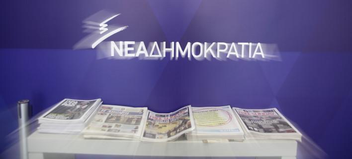 Για το πρωτοσέλιδο της εφημερίδας ΔΗΜΟΚΡΑΤΙΑ, Φωτογραφία: eurokinissi