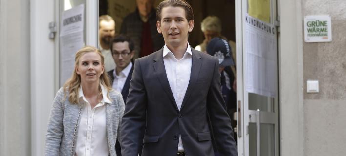 Χθες στα 31 του ο Σεμπάστιαν Κουρτς αναδείχτηκε νικητής στην Αυστρία