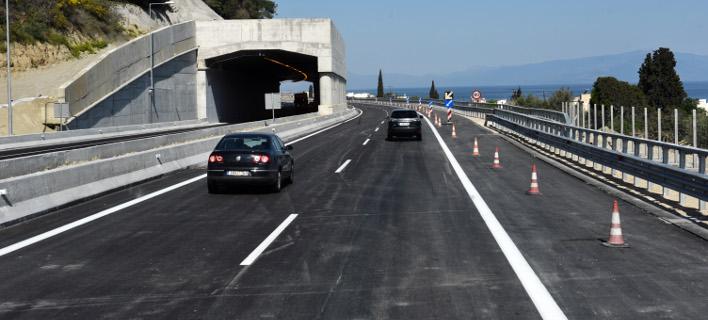 Θα αποκλειστεί μία λωρίδα, φωτογραφία: EUROKINISSI/ΤΑΤΙΑΝΑ ΜΠΟΛΑΡΗ