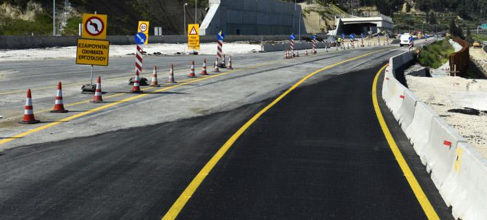 Οι οδηγοί πρέπει να είναι προσεκτικοί, Φωτογραφία: EUROKINISSI/ΤΑΤΙΑΝΑ ΜΠΟΛΑΡΗ