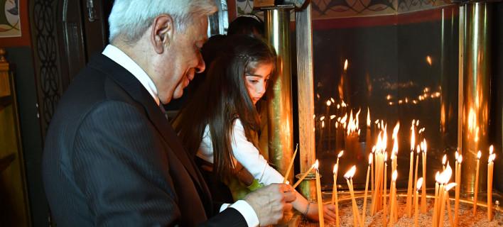 Για την γιορτή της Παναγίας, Φωτογραφία: eurokinissi