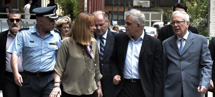 Φωτογραφία: EUROKINISSI/ ΤΑΤΙΑΝΑ ΜΠΟΛΑΡΗ