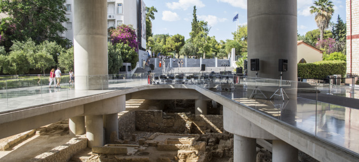 Μουσείο Ακρόπολης, φωτογραφία: EUROKINISSI/ΛΥΔΙΑ ΣΙΩΡΗ
