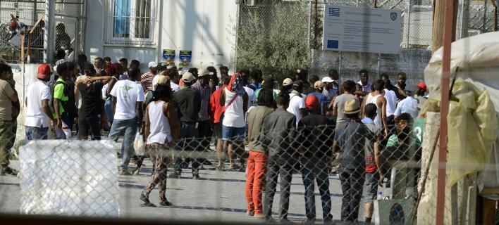 """«Να τεθεί ένα τέλος στη λεγόμενη """"πολιτική περιορισμού""""», φωτογραφία αρχείου: eurokinissi"""
