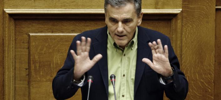 Η τρίτη αξιολόγηση θα κλείσει εγκαίρως, λέει ο Τσακαλώτος, φωτογραφία: eurokinissi