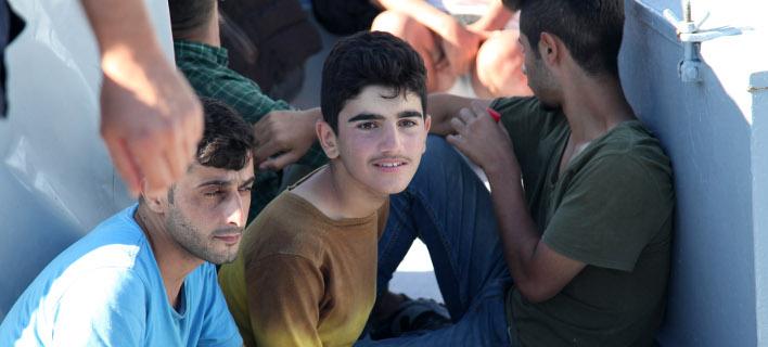 Σε περίπτωση αμφιβολίας, οι νεαροί πρόσφυγες πρέπει να θεωρούνται παιδιά, φωτογραφία αρχείου: eurokinissi