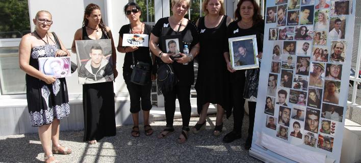 «Όχι άλλο αίμα στην άσφαλτο», Φωτογραφίες: EUROKINISSI/ ΠΑΝΑΓΟΠΟΥΛΟΣ ΓΙΑΝΝΗΣ