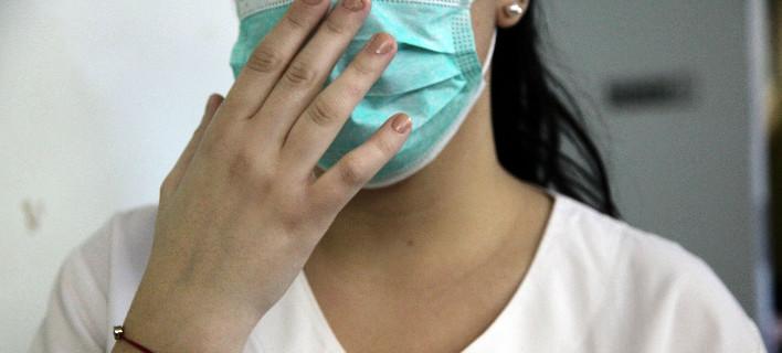 Γρίπη, φωτογραφία: eurokinissi