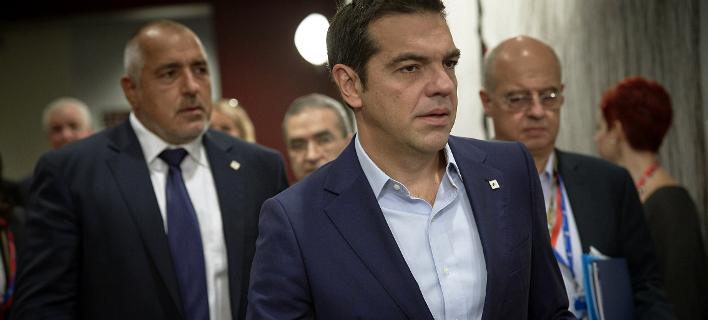 Ολα όσα συζήτησε ο Αλέξης Τσίπρας στη Σύνοδο της ΕΕ, φωτογραφίες: EUROKINISSI/European Union