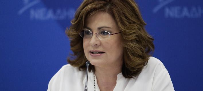 Σπυράκη: Ρεσιτάλ τυχοδιωκτισμού της Κυβέρνησης για το θέμα της απεργίας
