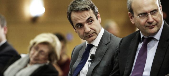 φωτογραφία: eurokinissi«Η σιωπή του πρωθυπουργού γεννά στους Έλληνες την εύλογη ανησυχία»,