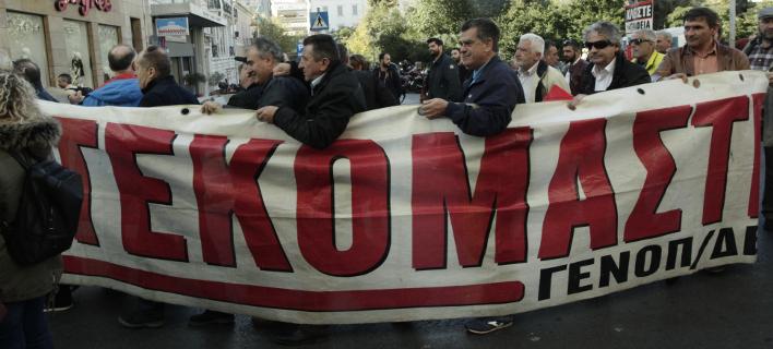 Η ΓΕΝΟΠ αντιδρά στην πώληση των λιγνιτικών μονάδων Φλώρινας και Μεγαλόπολης, Φωτογραφία: eurokinissi