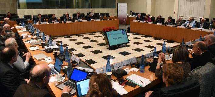 Αυριο αναμένονται να τοποθετηθούν οι εκπρόσωποι των κομμάτων, Φωτογραφία αρχείου: eurokinissi