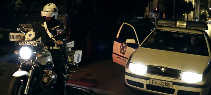 Η ασφάλεια Αγρινίου ερευνά το περιστατικό, φωτογραφία: eurokinissi