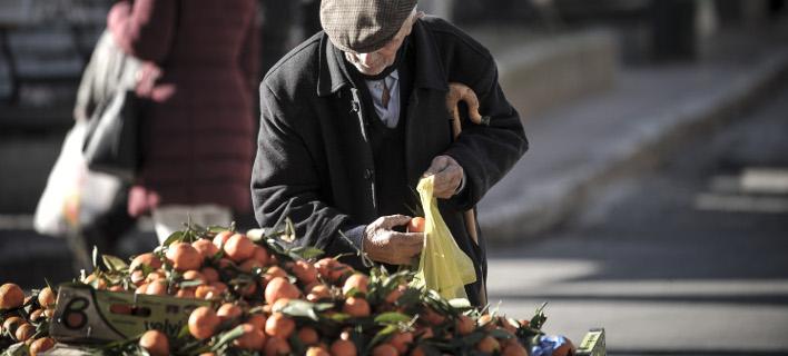 Λαϊκή αγορά, EUROKINISSI/ΘΑΝΑΣΗΣ ΚΑΛΛΙΑΡΑΣ
