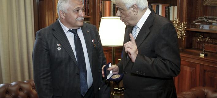 Με ρίζες από τον Πόντο, φωτογραφίες: EUROKINISSI/ΠΑΝΑΓΙΩΤΗΣ ΣΤΟΛΗΣ