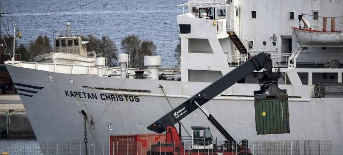 Κατασχέθηκαν στο λιμάνι του Ηρακλείου, φωτογραφίες: eurokinissi