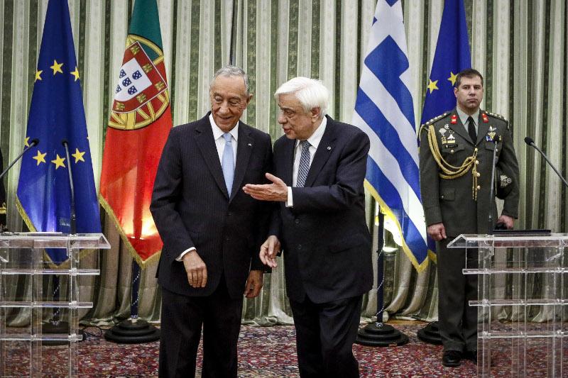 Παυλόπουλος: Επιδιώκουμε σχέσεις φιλίας και ευνοούμε την ευρωπαϊκή προοπτική της Τουρκίας