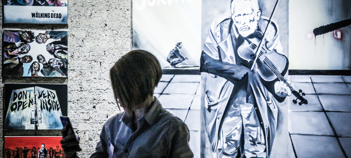 φωτογραφίες: EUROKINISSI/ΣΩΤΗΡΗΣ ΔΗΜΗΤΡΟΠΟΥΛΟΣ
