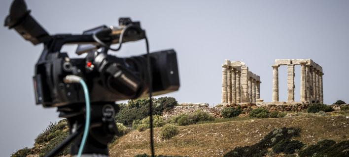 «Ο κλάδος παρουσιάζει μεγάλο οικονομικό ενδιαφέρον», φωτογραφίες από Σούνιο: EUROKINISSI/ΓΙΩΡΓΟΣ ΚΟΝΤΑΡΙΝΗΣ
