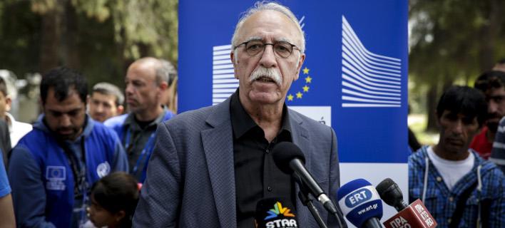 Πρέπει να υπάρχει μεγαλύτερη πίεση από την ΕΕ στην Τουρκία, φωτογραφία: eurokinissi