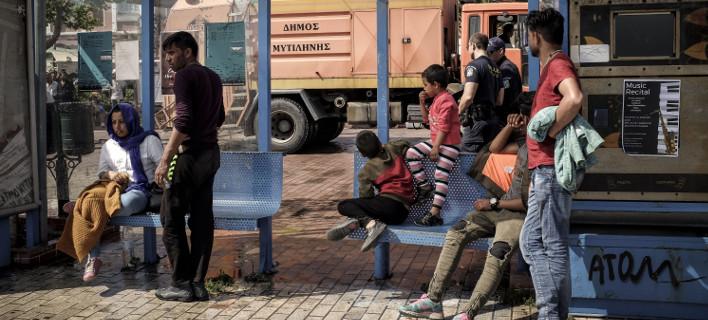 Για να μη ζήσουμε χειρότερες στιγμές, φωτογραφία: eurokinissi