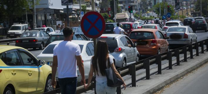 Ολοι πάνε βόλτα, Φωτογραφίες: EUROKINISSI/ΧΡΗΣΤΟΣ ΜΠΟΝΗΣ