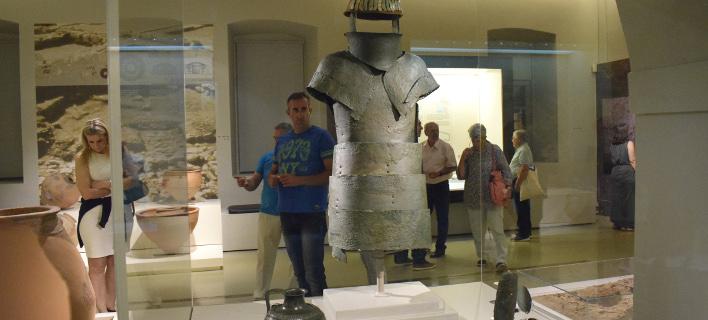 Μουσείο, φωτογραφία: Eurokinissi-ΠΑΠΑΔΟΠΟΥΛΟΣ ΒΑΣΙΛΗΣ