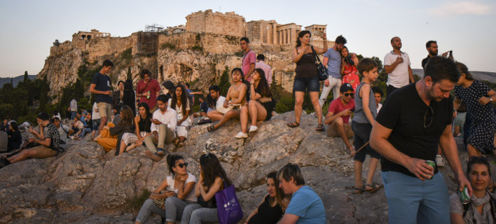 Κατακόρυφη αύξηση σε μουσεία και αρχαιολογικούς χώρους, φωτογραφία: eurokinissi/ΑΝΤΩΝΗΣ ΝΙΚΟΛΟΠΟΥΛΟΣ