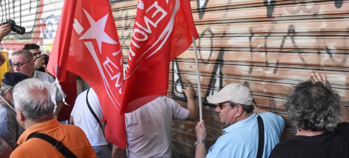 Η Λαϊκή Ενότητα θα διαδηλώσει για την αναγόρευση του Σταϊνμάγιερ σε επίτιμο διδάκτορα Νομικής