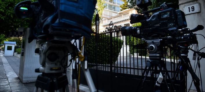 Ανακοίνωση γραφείου Πρωθυπουργού, φωτογραφία;  Eurokinissi/ΜΠΟΛΑΡΗ ΤΑΤΙΑΝΑ