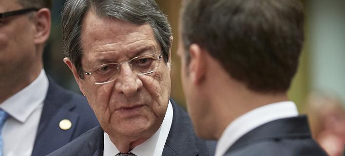 Νίκος Αναστασιάδης, φωτογραφία: EUROKINISSI/ΕΥΡΩΠΑΪΚΗ ΕΝΩΣΗ