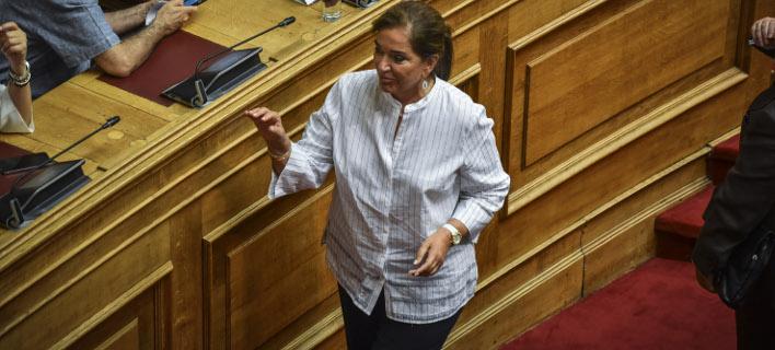 Μπακογιάννη: Η φτηνή χρηματοδότηση των Ευρωπαίων τελείωσε, η λιτότητα συνεχίζεται